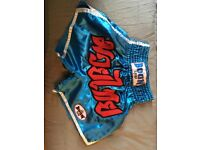 NEW Boon Muay Thai shorts SIZE L