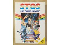 STOS: The Game creator for Atari ST