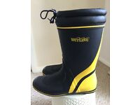 Sailing boots by Wetline