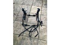 Bike Rack with straps