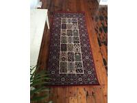 persian style rug / carpet