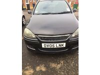 VAUXHALL CORSA SRI - Great looking car ideal for spares/repairs