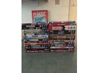30 various dvds