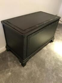 Blanket box chest