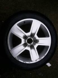 Audi alloy wheel 16 inch genuine