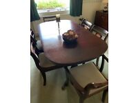 Dining Room Table And Chairs For Sale In Glasgow Dining Tables Chairs Gumtree