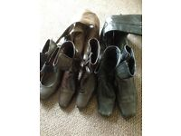 Next Ladies Boots size 4 and 5