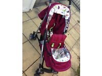 TWIN STROLLER FOR QUICK SALE!!!