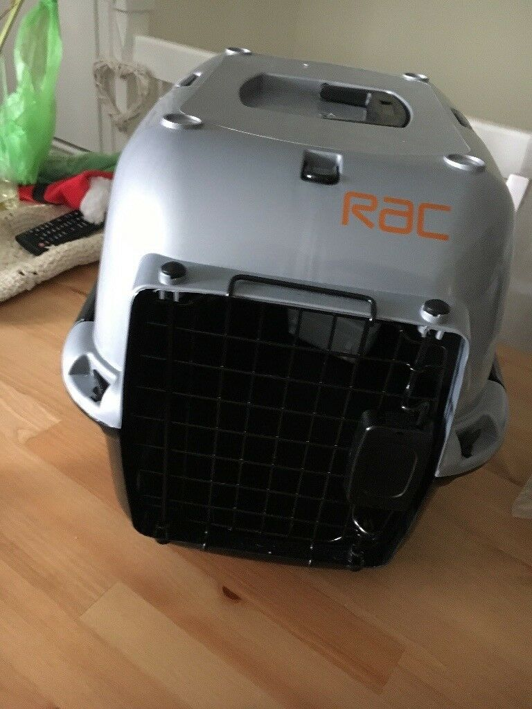 Pet carrier RAC new