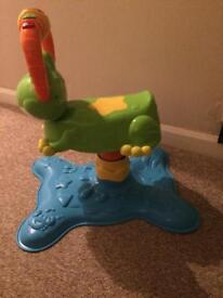 VTech bounce and explore frog