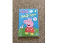 x3 Peppa Pig DVD's