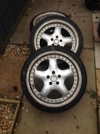 Artec l edition alloy wheels