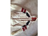 D&G jacket red white and blue