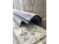 Cast Iton guttering - never used