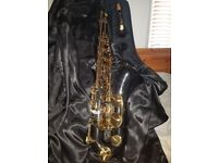 Trevor James The Horn Tenor Saxophone.