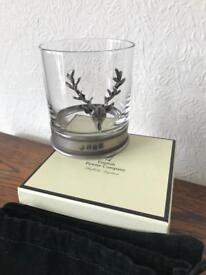 English Pewter Company Stag tumbler new