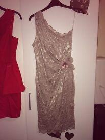 Lipsy dresses and H&M