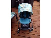 """Bugaboo Bee Pushchair - EXCLUSIVE Van Gogh """"Blossoming Almond Tree"""" Print"""