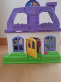 Fisher Price Happy Sounds House
