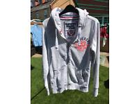Ladies Superdry Hoody size Small