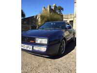 Vw corrado G60 supercharged retro rare classic