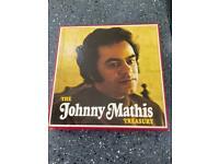 The Johnny Mathis Treasury 6 Vinyl Box Set