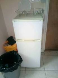 Fridge freezer in perfect working order and good clean condition.