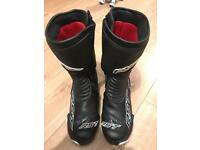 RST TRACTECH EVO BOOTS SIZE 10.5