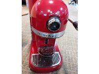 BRAND NEW Nespresso Kitchen Aid Coffee Machine for sale!