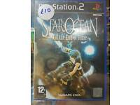 Star Ocean - Till the end of time (PS2)