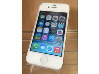 iPhone 4 Unlocked White