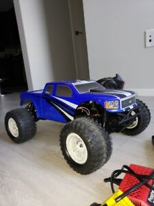 TENACITY MT 1/10-Scale 4WD RTR Monster Truck