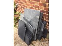 Bradstone Blue Black Limestone Offcuts