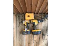 Dewalt drill set £25