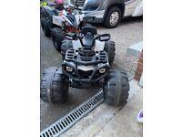 24V ATV Style Ride On Quad