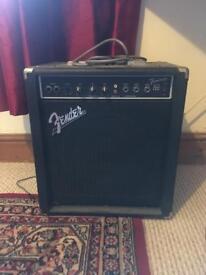 fender frontman guitar or keyboard 25b amp
