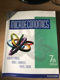 Multiple Economics books for students