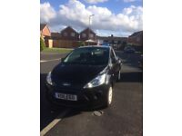 FORD KA 1.2L BLACK 3DOORS 2011