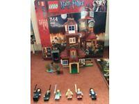 Lego Harry Potter set 4840-the burrow