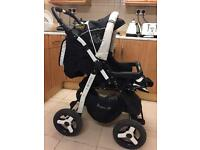 Jaguar Pushchair stroller PERFECT 4 WALKING🎉