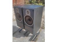 Bowers & Wilkins DM610 Stereo Hi-Fi Loudspeakers