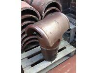 Reclaimed chimney cowl - bonnet top £15