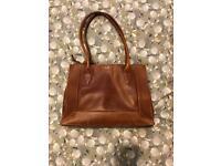 Real Leather Tan Radley Bag