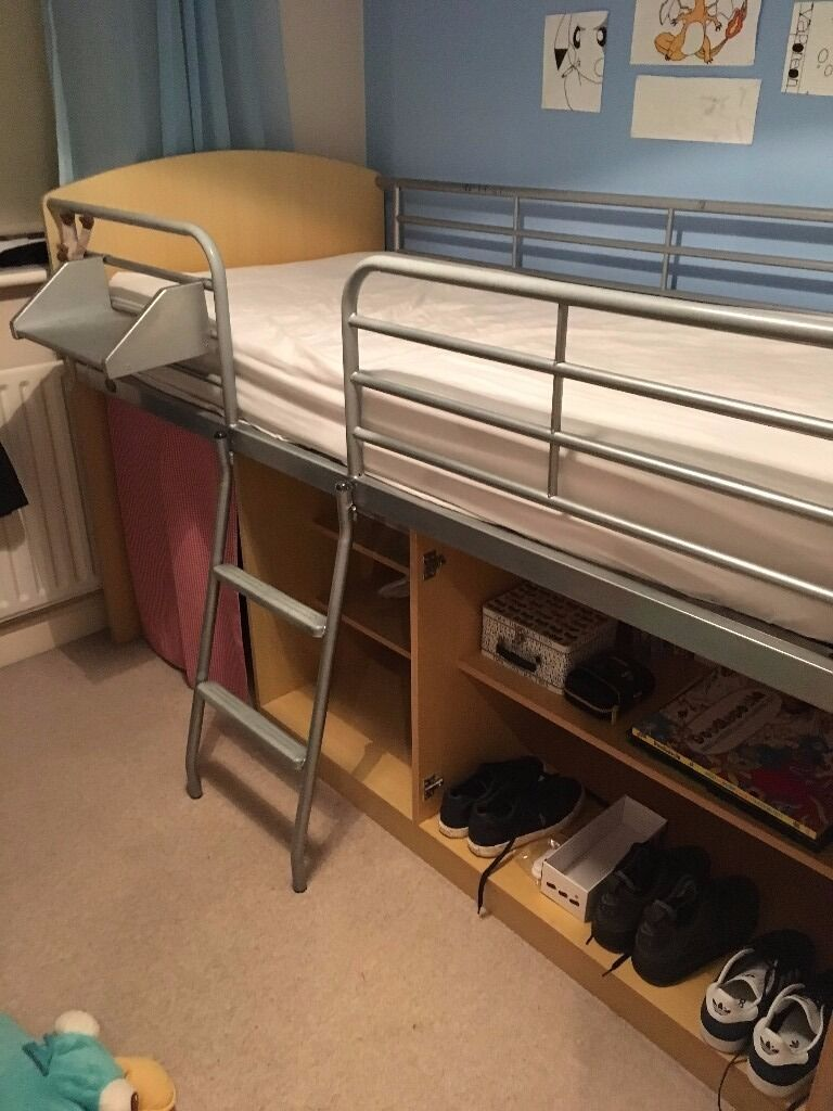 Metal Frame Cabin Bed - Frame Design & Reviews ✓