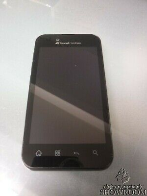 Used & Untested - LG Marquee 855 Boost Mobile* (Black) For Parts Or Repair Only for sale  Shipping to India