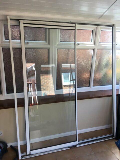 new style 00cf2 61566 Double Sliding Patio Door | in Swindon, Wiltshire | Gumtree