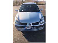 Renault Clio 1.2 16v Expression 2003 5Door