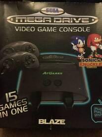 Rare Sega Mega drive