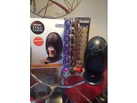 Nearly new dolce gusto coffee machine and extras
