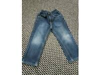 Boys jeans age 4yrs